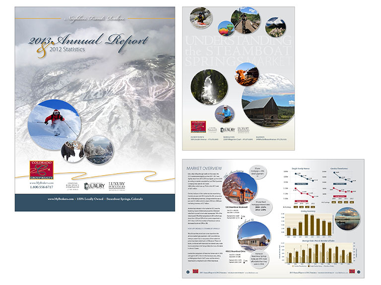 jmilo Creative Colorado Group realty cgr Steamboat Springs AnnualReport